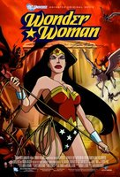 Wonder Woman movie poster (2009) picture MOV_1b1f3bcd