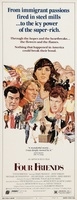 Four Friends movie poster (1981) picture MOV_1b240fc7