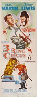 3 Ring Circus movie poster (1954) picture MOV_1b2d67b0