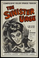 The Sinister Urge movie poster (1960) picture MOV_1b30a152