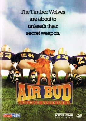 Air Bud: Golden Receiver movie poster (1998) poster MOV_1b30a604