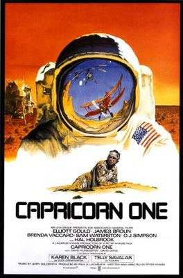 Capricorn One movie poster (1978) poster MOV_1b3531b1
