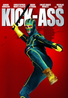 Kick-Ass movie poster (2010) poster MOV_1b3715d0