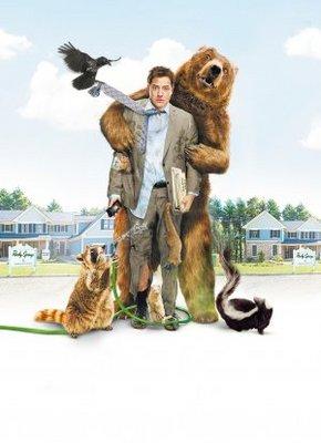 Furry Vengeance movie poster (2010) poster MOV_1b3d0b05