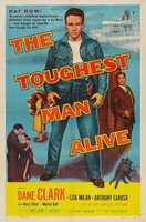 The Toughest Man Alive movie poster (1955) picture MOV_1b3d70fd