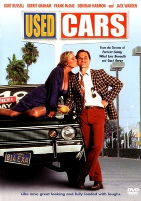 Used Cars movie poster (1980) poster MOV_1b3f933f