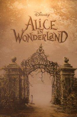 Alice in Wonderland movie poster (2010) poster MOV_1b4298ea