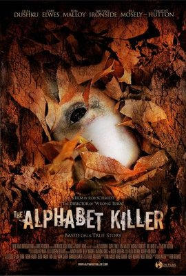 The Alphabet Killer movie poster (2007) poster MOV_1b4a8d89