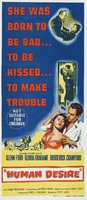 Human Desire movie poster (1954) picture MOV_1b4b00b2