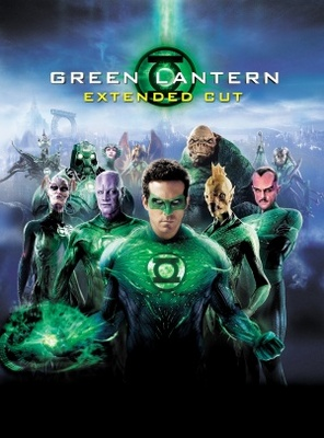 Green Lantern movie poster (2011) poster MOV_1b4b7b61