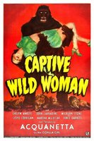 Captive Wild Woman movie poster (1943) picture MOV_1b4f7913