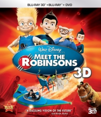 Meet the Robinsons movie poster (2007) poster MOV_1b50a70e