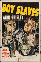 Boy Slaves movie poster (1939) picture MOV_1b54dbd7