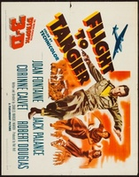 Flight to Tangier movie poster (1953) picture MOV_1b5a27a6