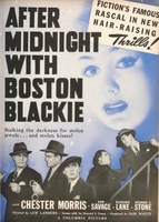 After Midnight with Boston Blackie movie poster (1943) picture MOV_1b5e25c3