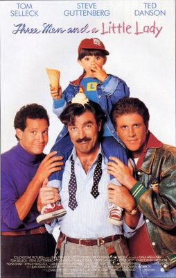 3 Men and a Little Lady movie poster (1990) poster MOV_1b61eb4c
