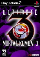 Ultimate Mortal Kombat 3 movie poster (1995) picture MOV_1b660e14