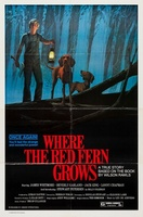 Where the Red Fern Grows movie poster (1974) picture MOV_1b6634dc