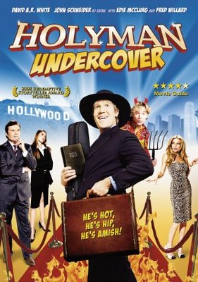 Holyman Undercover movie poster (2010) poster MOV_1b679992