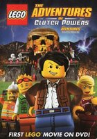 Lego: The Adventures of Clutch Powers movie poster (2010) picture MOV_1b70e765
