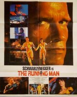 The Running Man movie poster (1987) picture MOV_1b74f543