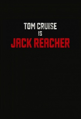 Jack Reacher movie poster (2012) poster MOV_1b7906d0