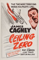 Ceiling Zero movie poster (1936) picture MOV_1b7b81f4
