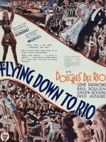 Flying Down to Rio movie poster (1933) picture MOV_1b824fd3