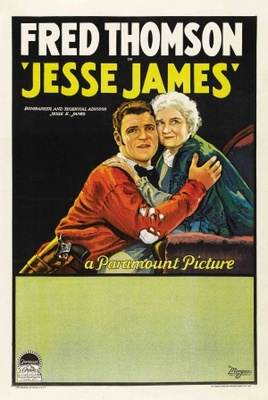 Jesse James movie poster (1927) poster MOV_1b82b464