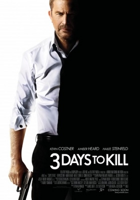 Three Days to Kill movie poster (2014) poster MOV_1b92b5d4