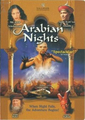 Arabian Nights movie poster (2000) poster MOV_1b939548