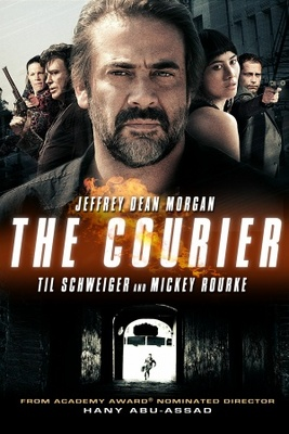 The Courier movie poster (2012) poster MOV_1b9e4b60