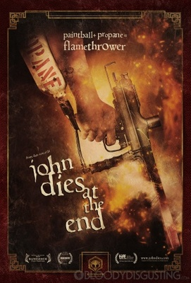 John Dies at the End movie poster (2012) poster MOV_1b9fdb1d