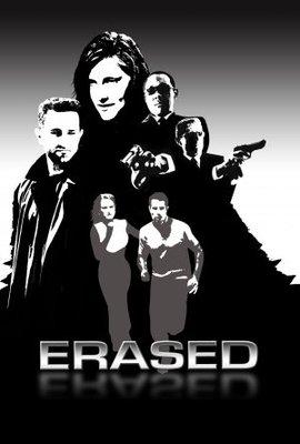 Erased movie poster (2008) poster MOV_1ba26b97