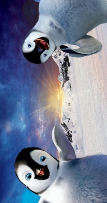 Happy Feet Two movie poster (2011) poster MOV_1bac3618