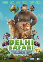 Delhi Safari movie poster (2011) picture MOV_1bb04755