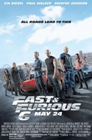 Fast & Furious 6 movie poster (2013) picture MOV_1bb3cd78