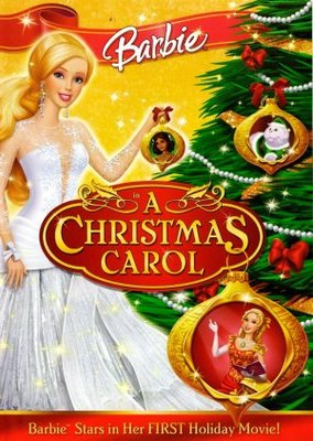 Barbie in a Christmas Carol movie poster (2008) poster MOV_1bb4019b