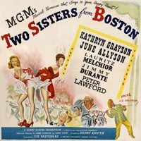 Two Sisters from Boston movie poster (1946) picture MOV_1bb4b4ed