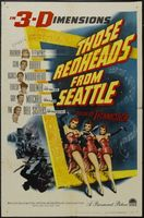 Those Redheads from Seattle movie poster (1953) picture MOV_1bb68127