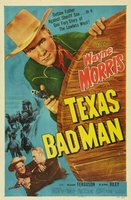 Texas Bad Man movie poster (1953) picture MOV_1bbd87e0