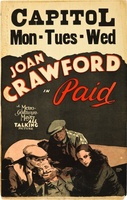 Paid movie poster (1930) picture MOV_1bc1e216