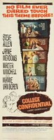College Confidential movie poster (1960) picture MOV_1bc7ccd0