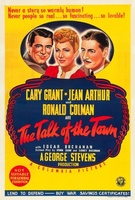 The Talk of the Town movie poster (1942) picture MOV_1bc8004c