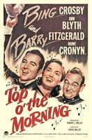 Top o' the Morning movie poster (1949) picture MOV_1bca774d