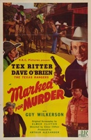 Marked for Murder movie poster (1945) picture MOV_1bce355c