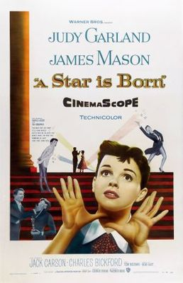 A Star Is Born movie poster (1954) poster MOV_1bd3db3a
