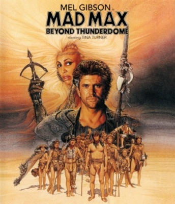 Mad Max Beyond Thunderdome movie poster (1985) poster MOV_1bdb8657