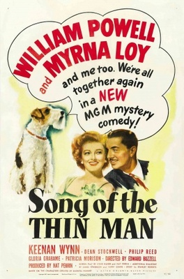 Song of the Thin Man movie poster (1947) poster MOV_1bded091