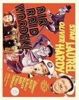 Air Raid Wardens movie poster (1943) picture MOV_1be0d495